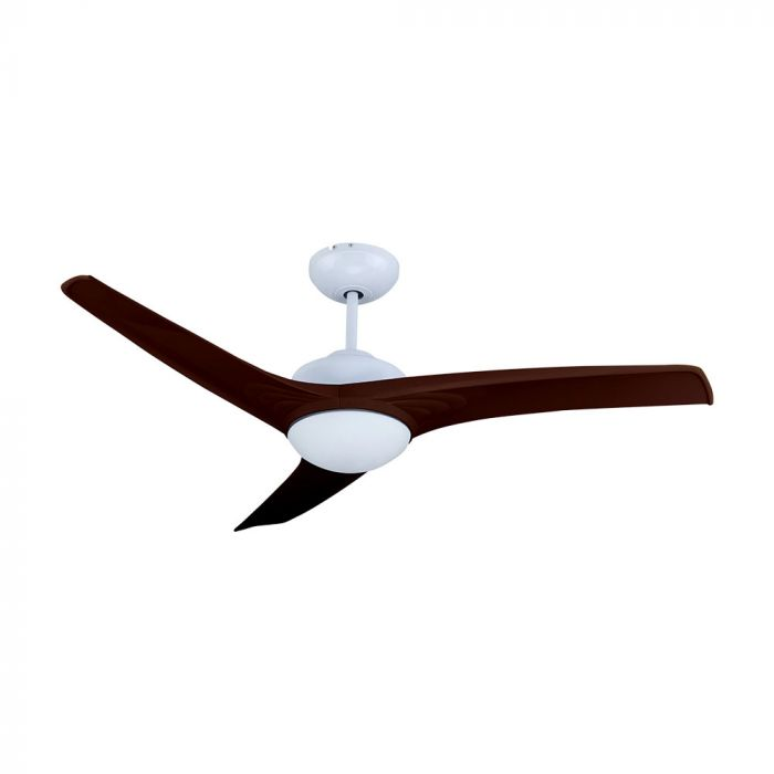 35W 5 Speed Ceiling Fan - 3 ABS plastic blades - Remote Control