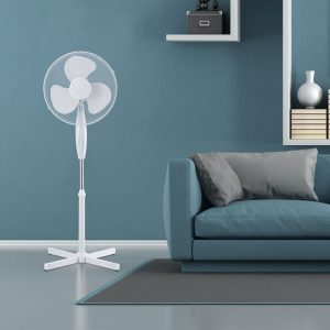 cross base stand fan