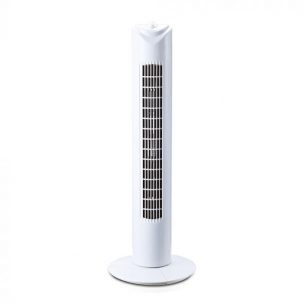 45W Tower Fan White