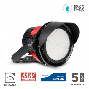 sports floodlight 500w flicker-free, high lumens
