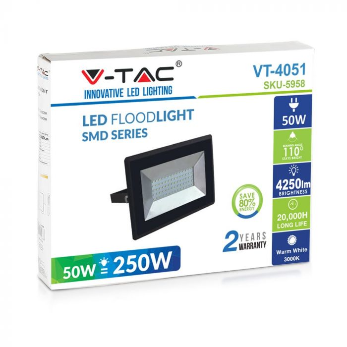 50W SMD Floodlight