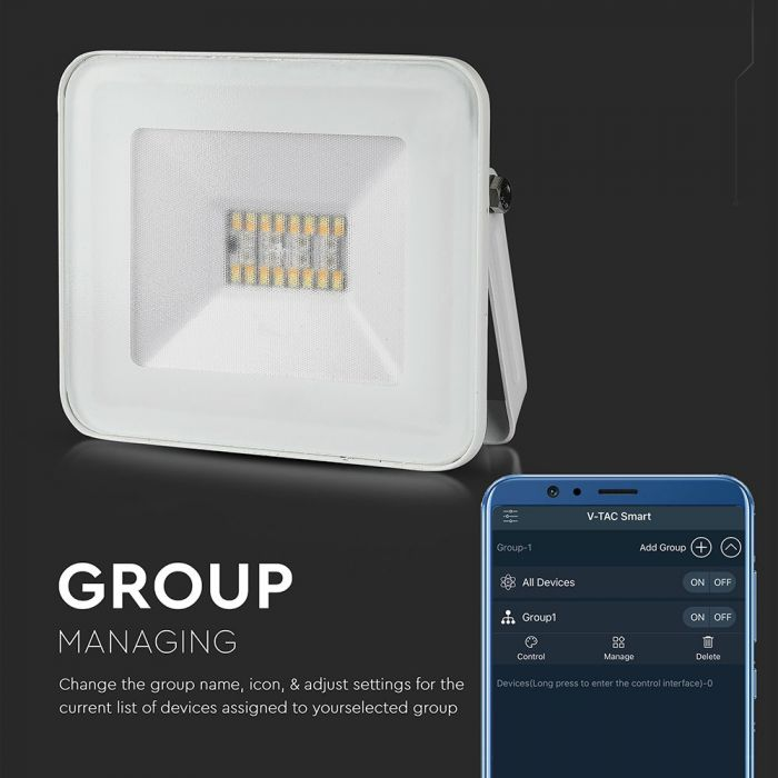 Smart Floodlight