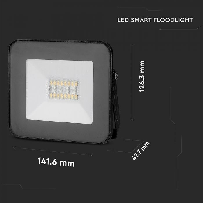 RGB 3in1 CCT floodlight