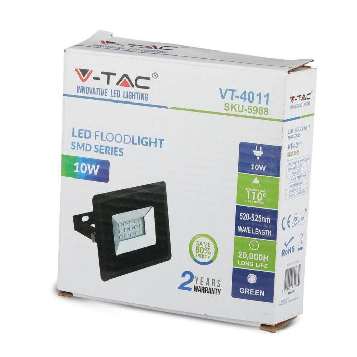10W SMD Floodlight, V-Tac VT-4011