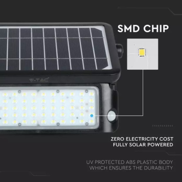 SMD LED solar floodlights