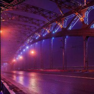 RGB floodlight
