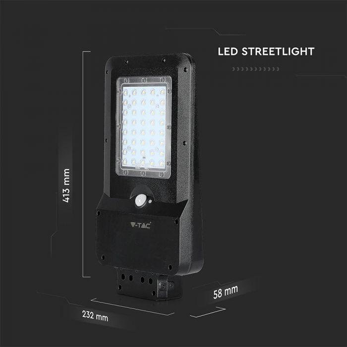 15W LED Solar Streetlight