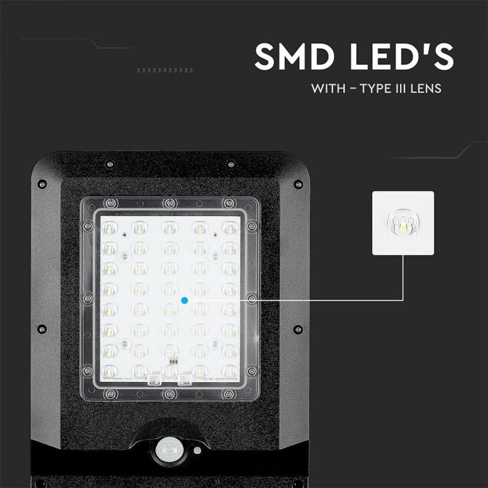 solar light with remote
