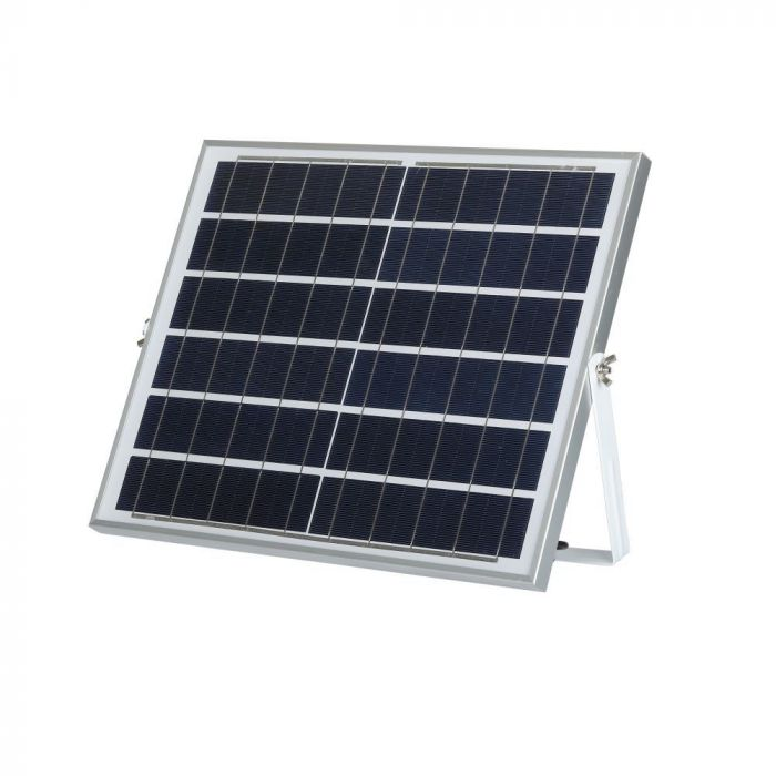 16W solar panel floodlight