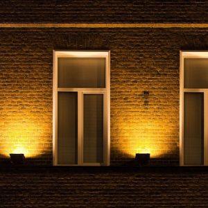 10W garden light