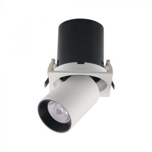 18W LED Reflector Downlight  Single Head - Adjustable Beam Angle