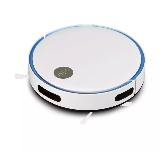 Robotic Vacuum Cleaner with Remote Control