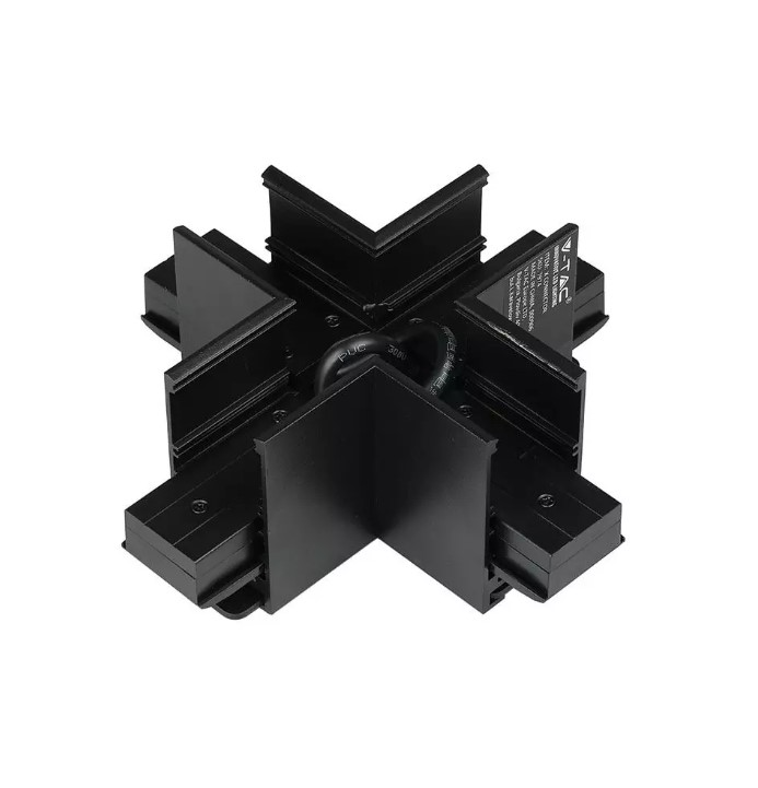 X Type Track Connector for Magnetic Track Light