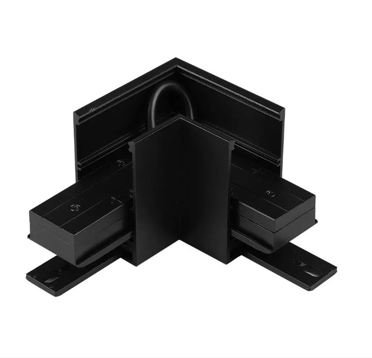 90D Corner Connector for Magnetic Track Light