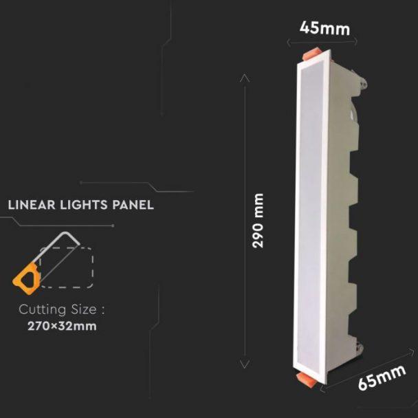 20W LED Linear Light