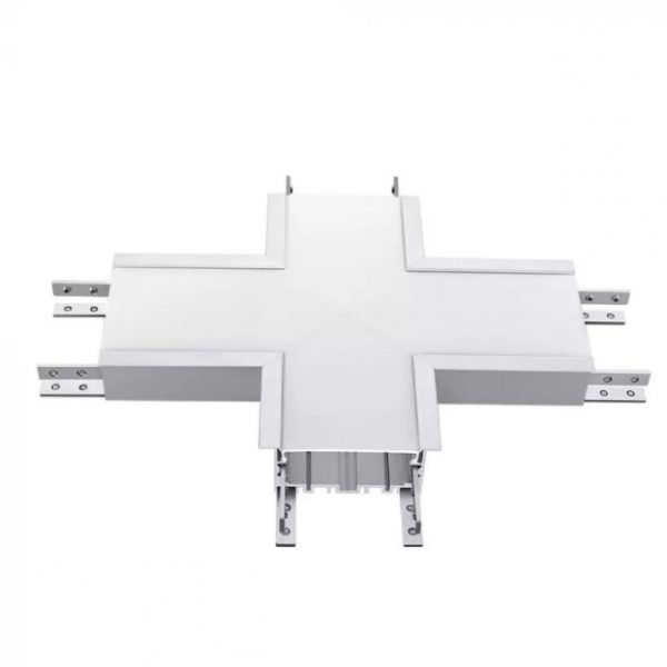 16W X Shape Connector 4000K 90mm