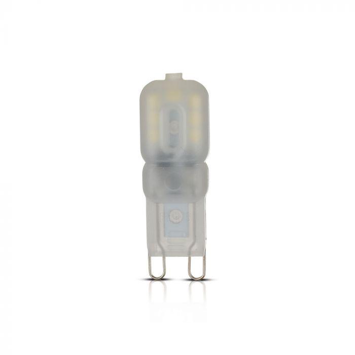 2.5W G9 LED Plastic Capsule Bulb 300° Beam Angle