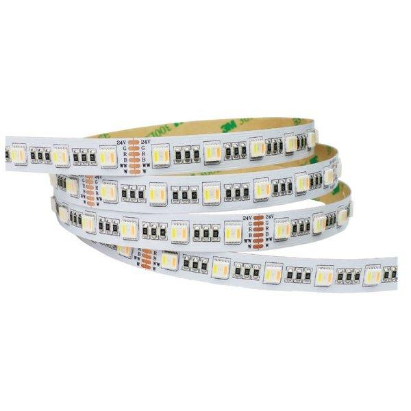 9.5W Led Strip 24V RGB+CCT IP20