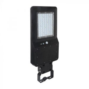 40W LED SOLAR STREETLIGHT with Smart PIR Sensor