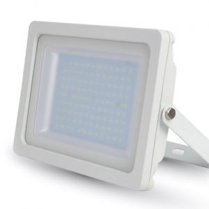200W Slimline Floodlight White 4500K