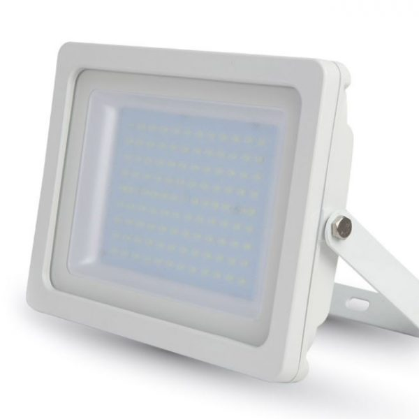 200W Slimline Floodlight White 4500K