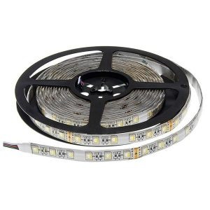 16W LED Strip 24V - RGB+W, RGB+WW IP65
