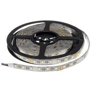 16W LED Strip 24V - RGB+W, RGB+WW IP65