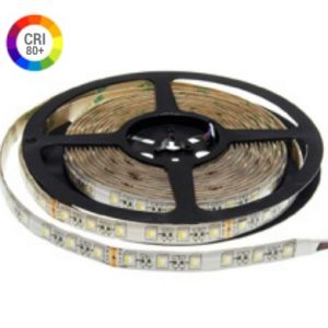 16W LED Strip 12V - RGB+W, RGB+WW IP65