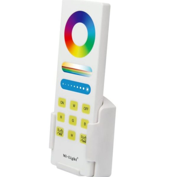 Single Zone RGB+CCT Remote Controller with Timing Control