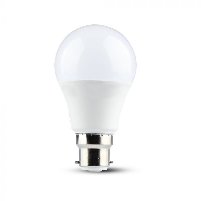 9W A58 LED Plastic Bulb B22 Samsung Chip