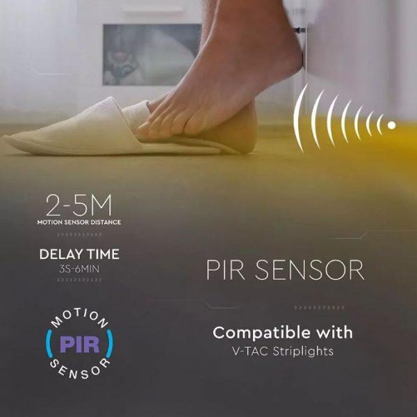 Strip Light Motion Sensor for Connector