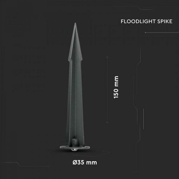 Floodlight Spike D:35 X H150