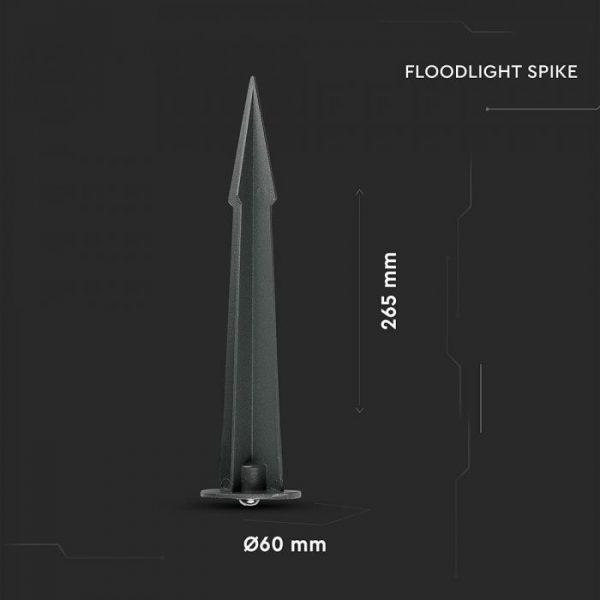 Floodlight Spike D:60 X H265