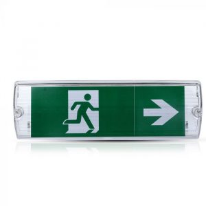 4W Emergency Exit Light with Samsung Chip 6000K