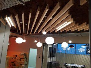 bespoke lighting linear