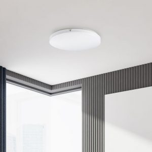 15W Ceiling Light 120LM/W Round/ Square IP44