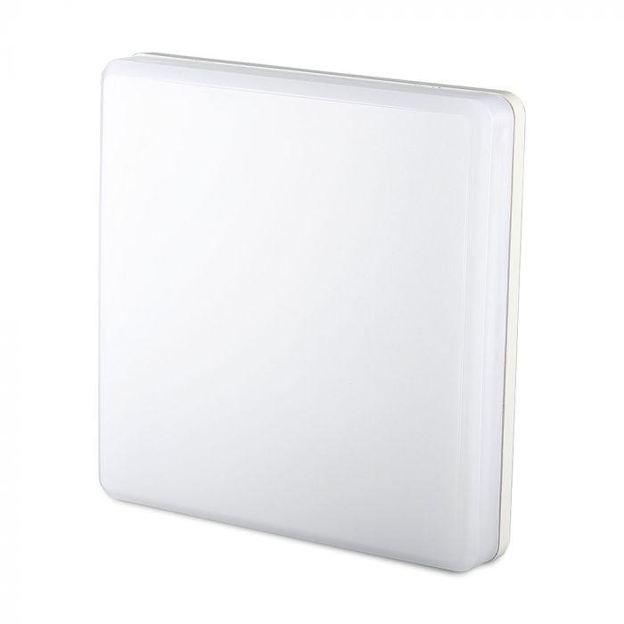 15W Ceiling Light 120LM/W Round/ Square IP44