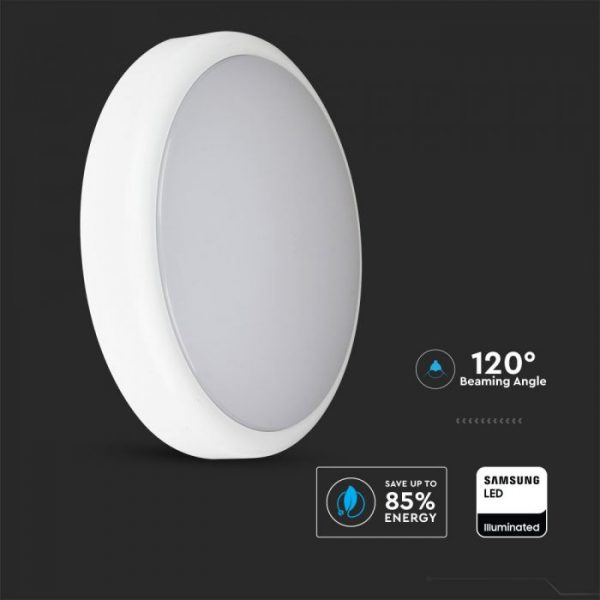 14W LED Dome Light CCT 3in1 - Samsung Chip IP65