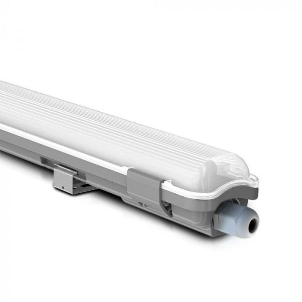 20W Waterproof Fitting with 2 LED Tubes IP65 (60cm)