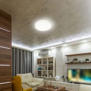 12W Slim Dome Light - Samsung Chip - IP65