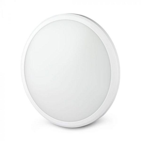 12W Slim Dome Light with Sensor - Samsung Chip - IP65