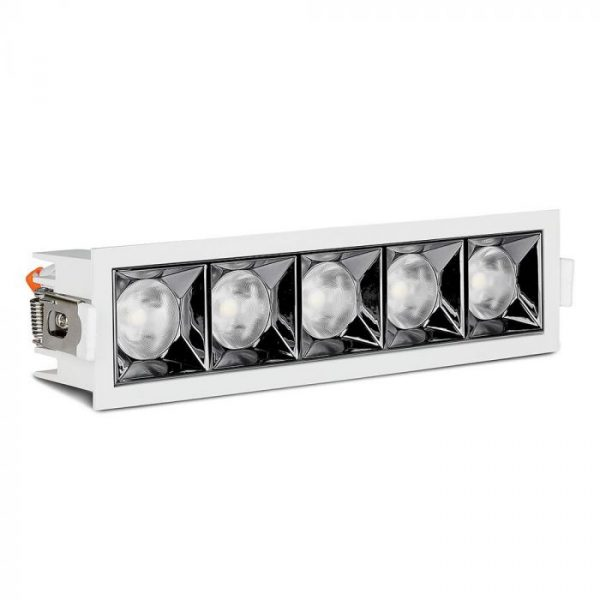20W LED Reflector Downlight 12° Beam Angle with SMD Samsung Chip