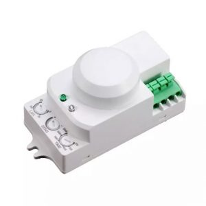 Microwave Sensor with Manual Override (for Max:300W LED)