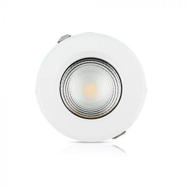 10W LED Reflector COB Downlight (120 Lm/W)