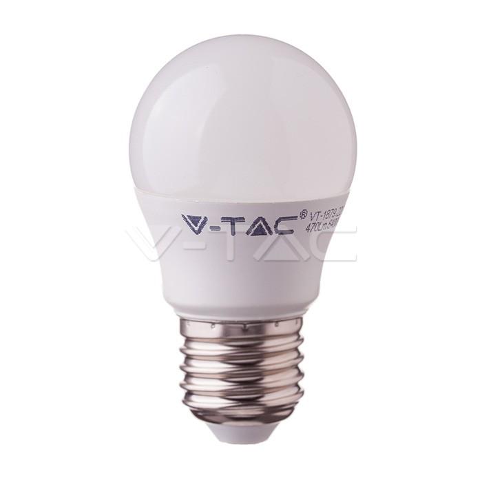 5.5W G45 Plastic Bulb CRI>95 E27
