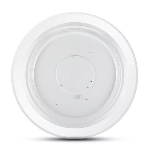 LED Designer Domelight 565mm 30W/60W/30W, CCT 3in1 Dimmable with Remote Control IP20 Starry Cover