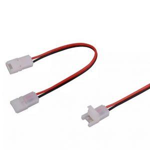 Led Strip Light Connector 8mm Dual Head