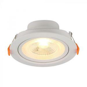7W LED Reflector Downlight SMD IP20 CRI>80