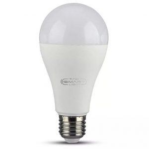 15W Smart LED Bulb E27 A65 RGB+WW+CW Compatible with Alexa & Google Home