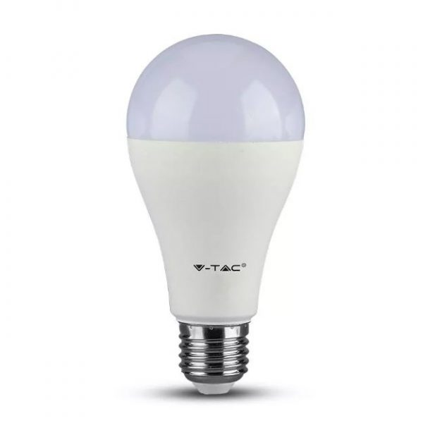 17W Thermal Plastic Bulb A60 E27